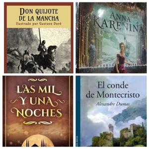 LIBROS CLÁSICOS/HISTORICOS